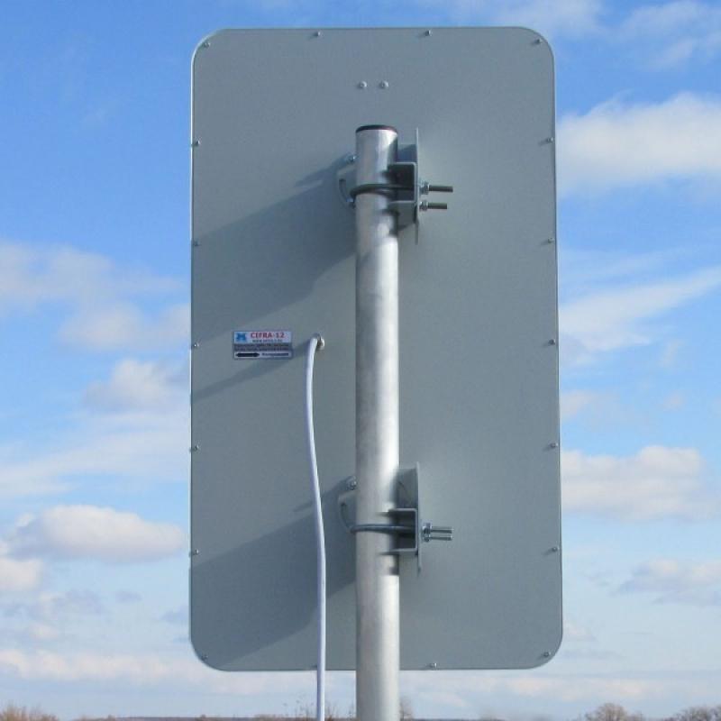 Дециметровая антенна для цифрового